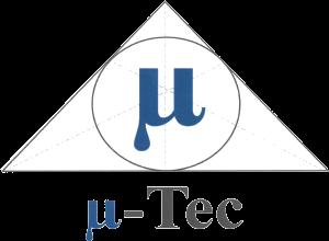 Logo von Formenbau, Werkzeugbau, Erodieren und (3D)Fräsen | µ-Tec GmbH