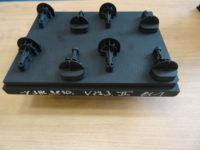 5-Achs-HSC-Fräsen von Elektroden